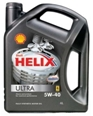 Масло моторное Shell Helix Ultra 5W-40